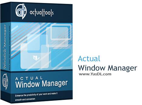 دانلود Actual Window Manager 8.5.2 - مدیریت پنجره ها در ویندوز