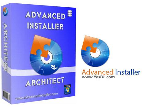 دانلود Advanced Installer Architect 12.4.1 - نرم افزار ساخت فایل Setup