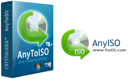 AnyToISO Professional 3.9.1 Build 610 + Portable - Build An ISO File