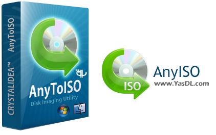 دانلود AnyToISO Professional 3.7.1 Build 505 + Portable - ایجاد ایمیج های ISO