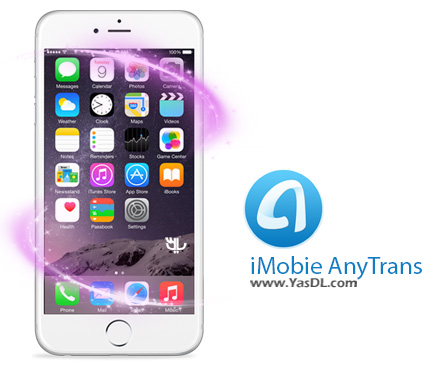 دانلود iMobie AnyTrans 4.7.0 Build 20150917 - نرم افزار مدیریت دستگاه های اپل