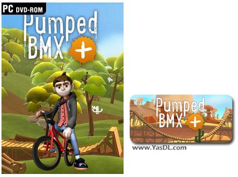 دانلود بازی کم حجم Pumped BMX برای کامپیوتر