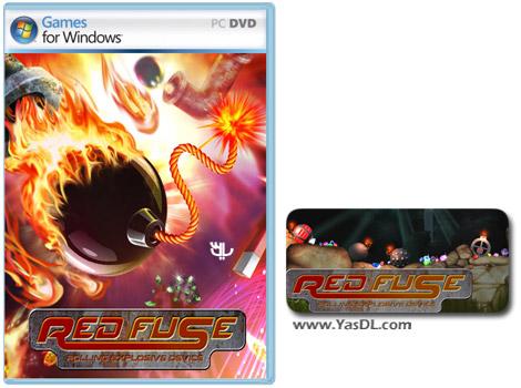 دانلود بازی RED Fuse Rolling Explosive Device برای PC