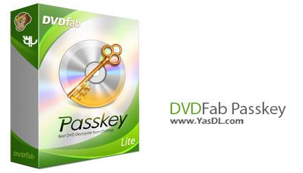 دانلود DVDFab Passkey 8.2.4.8 - شکستن قفل دیسک های DVD