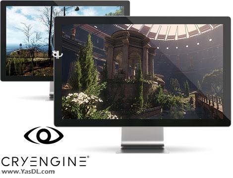 دانلود CryEngine 3.8.2 - موتور بازی سازی کرای انجین 3