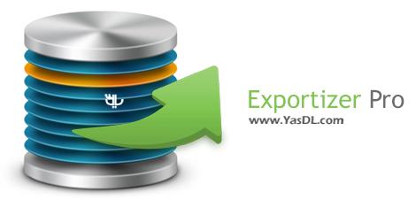 دانلود Exportizer Pro 5.5.7.806 - مشاهده و ویرایش پایگاه های داده