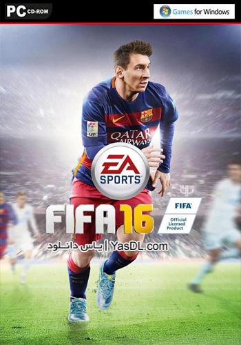دانلود بازی FIFA 16 برای PC
