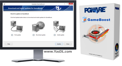 PGWare GameBoost 3.7.6.2020 Smarter Running Of Games