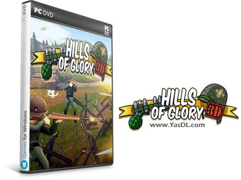 دانلود بازی Hills Of Glory 3D برای کامپیوتر