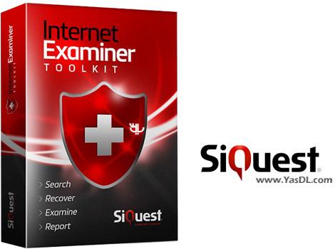 دانلود Internet Examiner Toolkit 5.15.1509.1323 - نرم افزار اجرای قانون