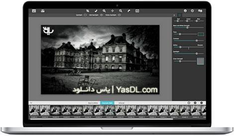 دانلود JixiPix Dramatic Black and White 2.51 - ساخت تصاویر سیاه و سفید