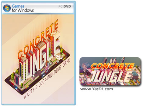 دانلود بازی Concrete Jungle برای PC