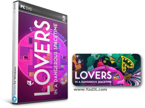 دانلود بازی Lovers in a Dangerous Spacetime برای PC