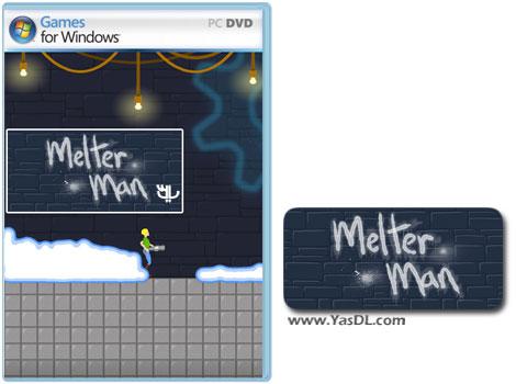 دانلود بازی کم حجم Melter Man برای کامپیوتر
