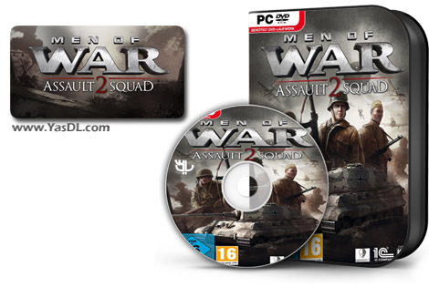 دانلود بازی Men of War Assault Squad 2 Complete Edition برای PC