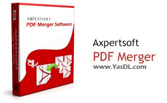 دانلود Axpertsoft PDF Merger 1.5.1 - نرم افزار ادغام اسناد PDF