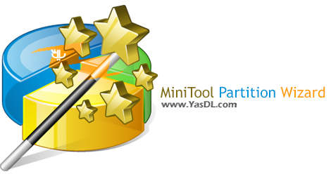 دانلود MiniTool Partition Wizard Professional / Server Edition 9.1 - پارتیشن بندی