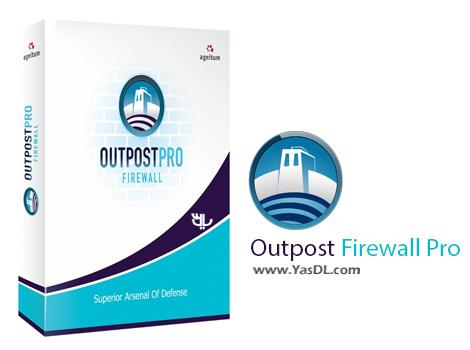 دانلود Outpost Firewall Pro 9.2.4859.708.2046 x86/x64 - فایروال قدرتمند