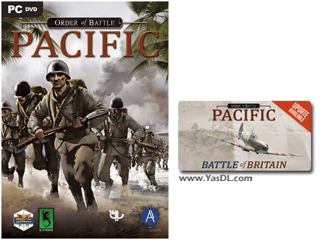 دانلود بازی Order of Battle Pacific Battle of Britain برای PC