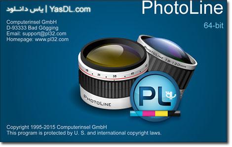 دانلود PhotoLine 19.02 + Portable - نرم افزار ویرایش و پردازش عکس