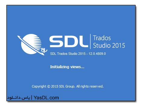 دانلود SDL Trados Studio 2015 Professional 12.0.4809.0 - نرم افزار مترجم حرفه ای