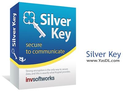 دانلود Silver Key 4.72 Enterprise Edition - نرم افزار رمزگذاری داده ها
