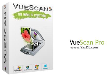 دانلود VueScan Pro 9.7.51 x86/x64 - نرم افزار اسکنر حرفه ای