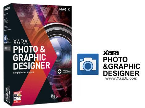 دانلود Xara Photo & Graphic Designer 365 12.7.0.50257 - طراحی و ویرایش تصویر