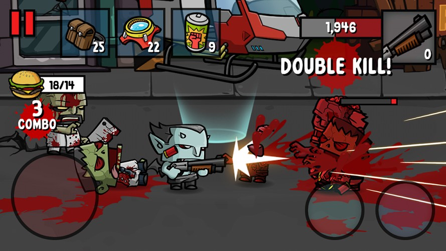 Zombie Age 3 1.4.8 B118 Game For Android + Infinite Version