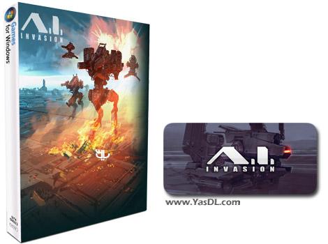دانلود بازی A.I. Invasion برای PC