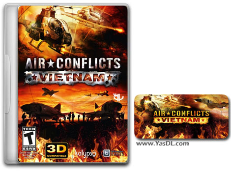 دانلود بازی Air Conflicts Vietnam Ultimate Edition برای PC