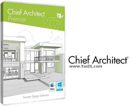 دانلود Chief Architect Premier X7 Academic 17.3.1.1 x86/x64 - طراحی دکوراسیون داخلی