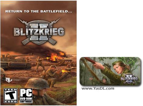 دانلود بازی Blitzkrieg 2 Anthology برای PC