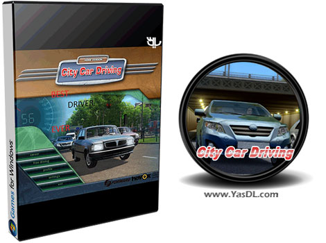 دانلود بازی City Car Driving Home Edition برای PC