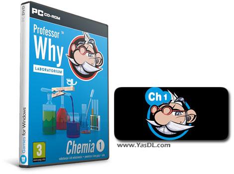 دانلود بازی Professor Why Chemistry 1 برای PC