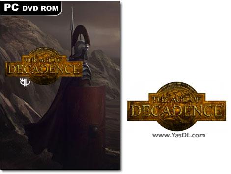 دانلود بازی The Age of Decadence برای PC