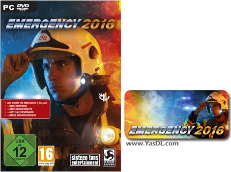 دانلود بازی Emergency 2016 برای PC