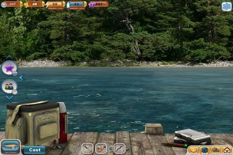 دانلود بازی پرندگان ماهیگیر با پول بی نهایت دانلود بازی Fishing Paradise 3D ماهیگیری اندروید + پول بی ...