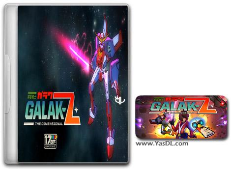 دانلود بازی GALAK Z برای PC