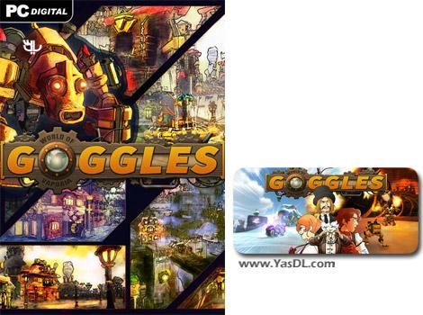 دانلود بازی Goggles World of Vaporia برای PC
