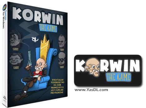دانلود بازی کم حجم Korwin The Game برای کامپیوتر