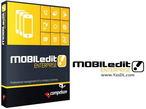دانلود MOBILedit! Enterprise v8.1.0.7555 - مدیریت گوشی های موبایل