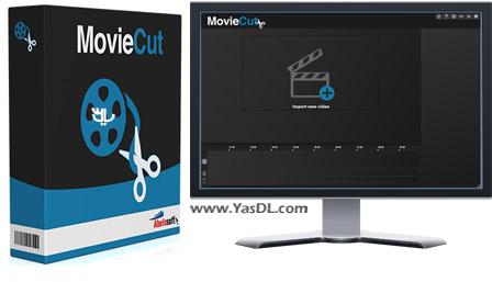 دانلود Abelssoft MovieCut 2016 2.0 - نرم افزار برش حرفه ای فیلم ها