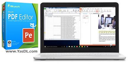 دانلود iSkysoft PDF Editor 5.0.0.5 - ساخت و ویرایش اسناد PDF