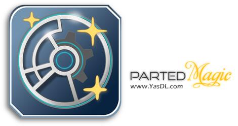 دانلود Parted Magic 2019.03.17 - دیسک بوتیبل پارتیشن بندی