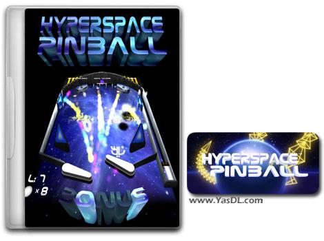 دانلود بازی کم حجم Hyperspace Pinball برای کامپیوتر