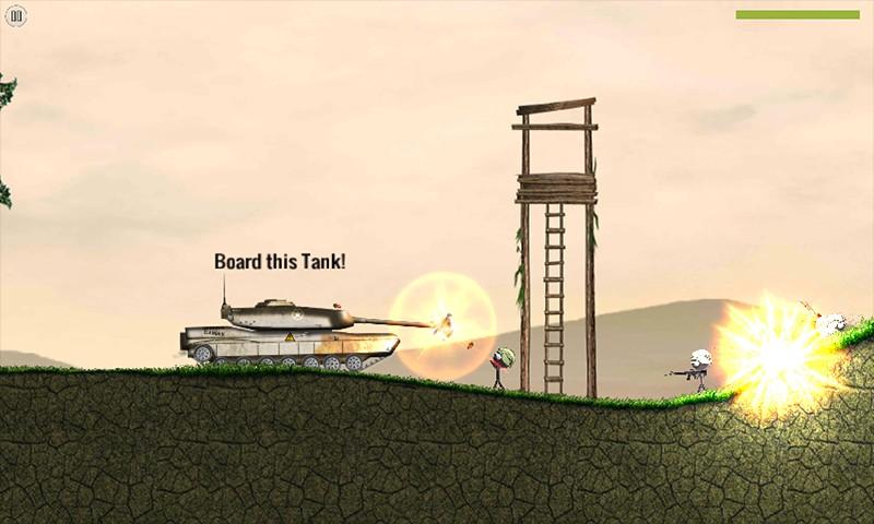 دانلود بازی کابوس دشمن پول بی نهایت دانلود بازی Stickman Battlefields 2.1.1 برای اندروید + بی ...