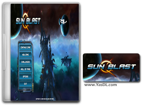 دانلود بازی کم حجم Sun Blast Star Fighter برای کامپیوتر