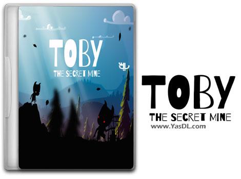 دانلود بازی کم حجم Toby The Secret Mine برای کامپیوتر