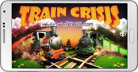 دانلود بازی Train Crisis Plus 2.8.0 - هدایت قطار برای اندروید + دیتا